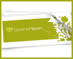 Serene Haven Masage Gift Cards